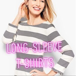 Tops - •Long Sleeve T-shirts•